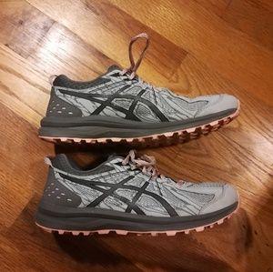 Asics Shoes - Asics Trail Running Shoes, 9 1/2